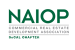 NAIOP Commercial Real Estate Development Association – Promotional Sponsor
