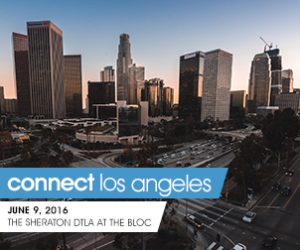 Connect Los Angeles 2016