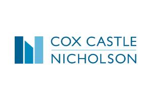 Cox Castle Nicholson – Gold Sponsor