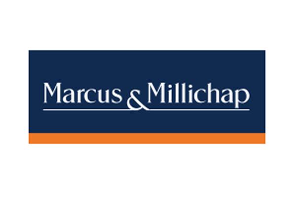 Marcus & Millichap - Cocktail Sponsor