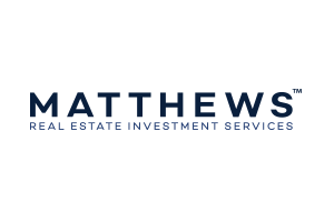 Matthews Real Estate Investment Services – Gold Sponsor