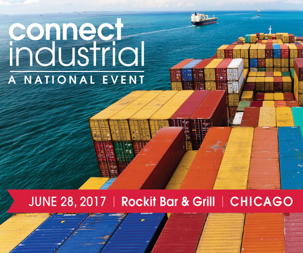 Connect Industrial: A National Event — Coming June 2017 in Chicago, Illinois