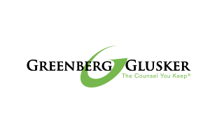 Greenberg & Glusker –Gold Sponsor