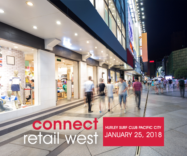 Connect Retail West 2018