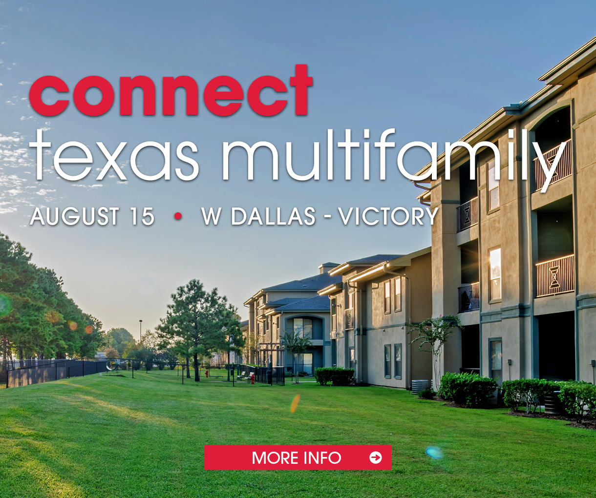 Connect Texas Multifamily 2019 - Connect Conferences